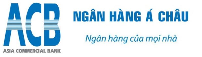 ACB ngân hàng Thương Mại Cổ Phần Á Châu
