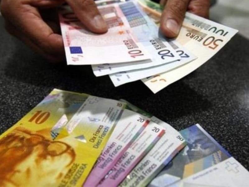 CHF là đồng tiền chính thức của của Thụy Sĩ