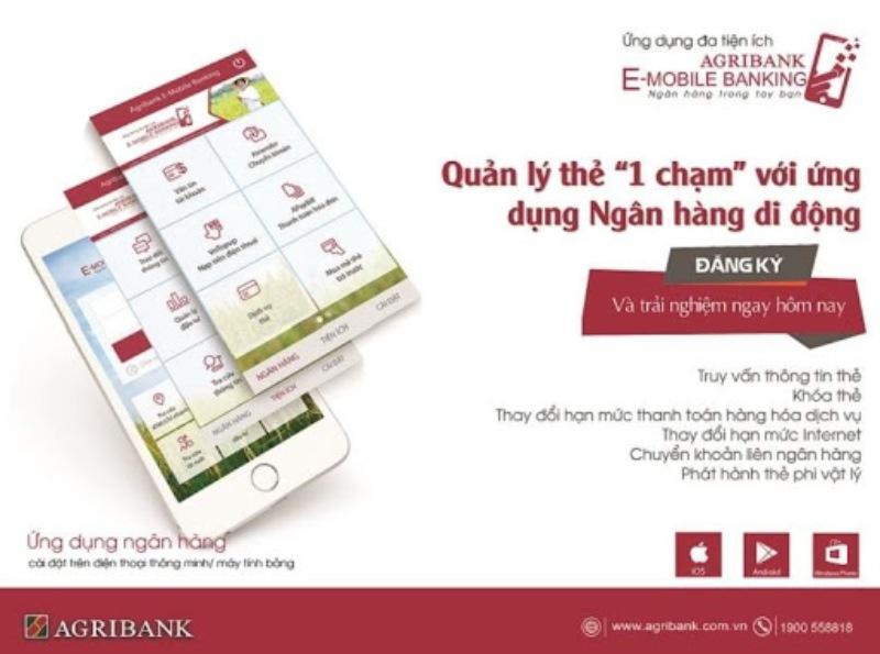 E - Mobile Banking thu hút nhiều người sử dụng bởi tính hiện đại và tiện lợi