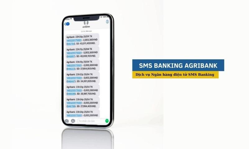 Mọi thông tin sẽ được gửi về điện thoại qua SMS Banking