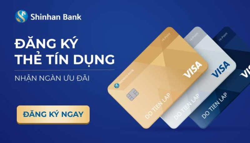 """Thẻ tín dụng là loại thẻ """"chi tiêu trước - trả tiền sau"""""""
