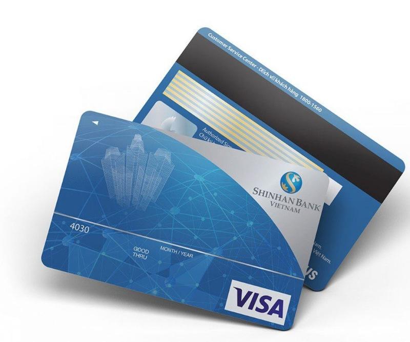 Từ 18 - 70 tuổi là bạn có thể mở thẻ tín dụng Shinhan Bank