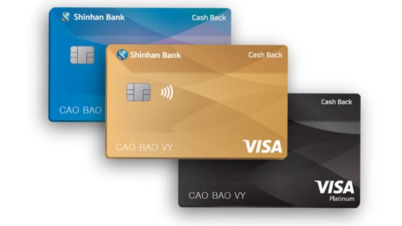 Cách làm thẻ Visa Shinhan Bank rất đơn giản