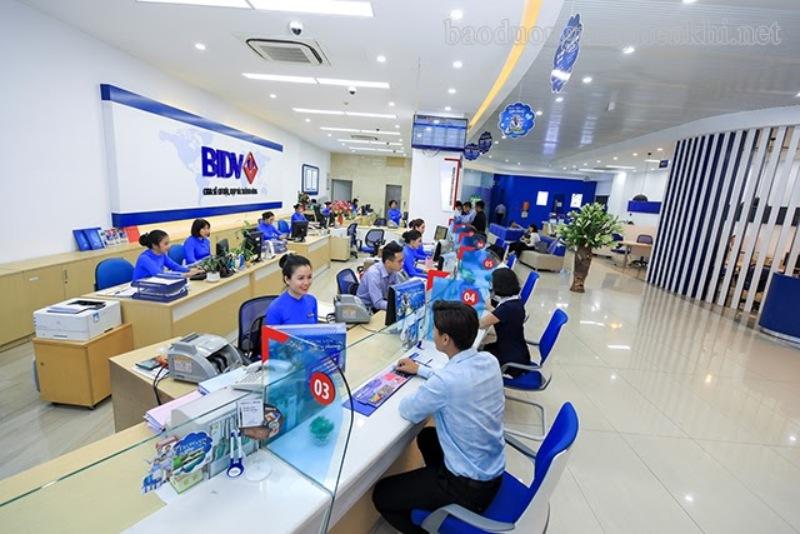 BIDV ở Thành phố Hồ Chí Minh có 132 chi nhánh/phòng giao dịch