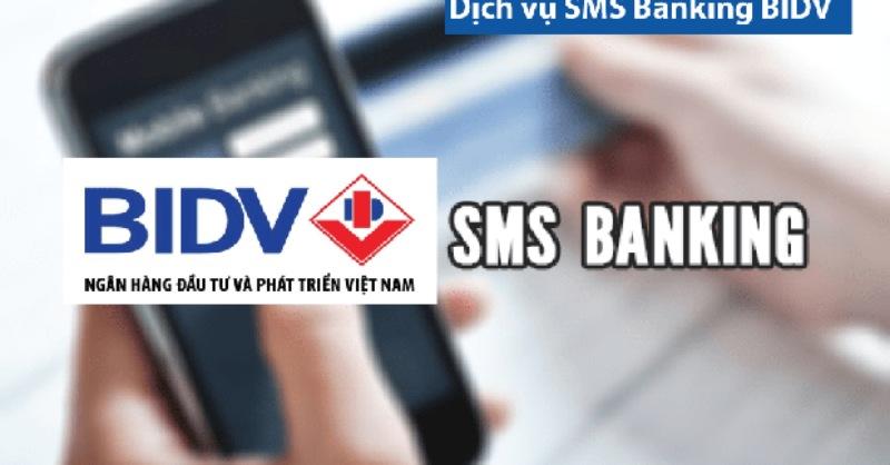 Kiểm tra số tài khoản BIDV thông qua SMS