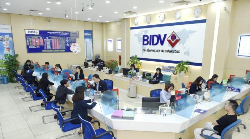 Tra cứu chi nhánh ngân hàng thông qua website của BIDV