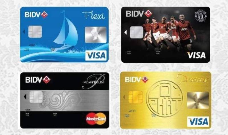 Thẻ ATM của BIDV