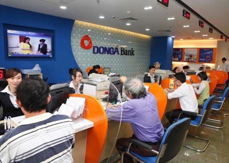 Đông Á là một trong những ngân hàng được nhiều khách hàng lựa chọn sử dụng