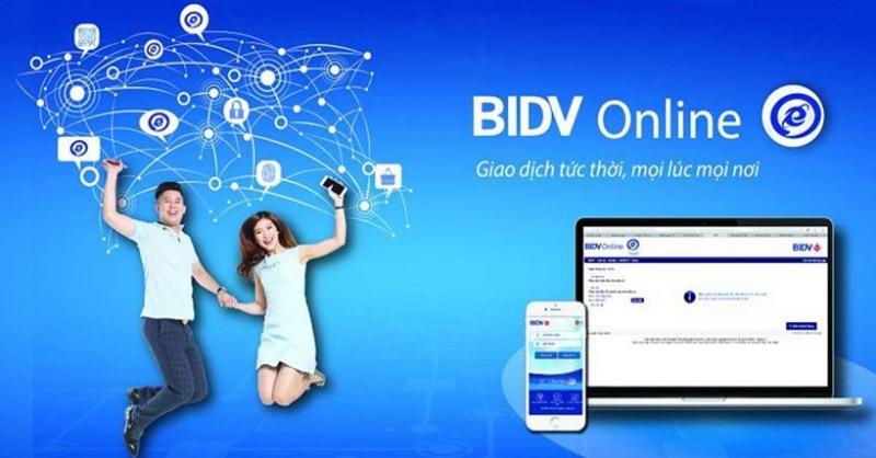 Đối với hình thức mở sổ tiết kiệm BIDV qua hình thức online các bạn chỉ cần ngồi tại nhà đăng nhập vào tài khoản BIDV online và BIDV Smart Banking
