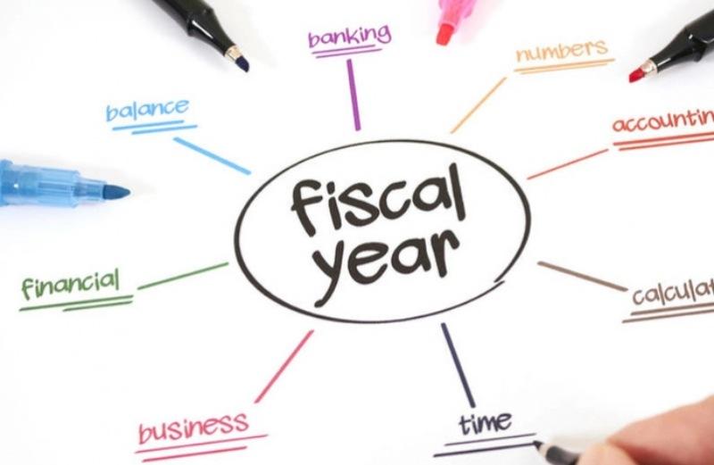 Năm tài khóa được dùng phổ biến trong kế toán để lập báo cáo tài chính