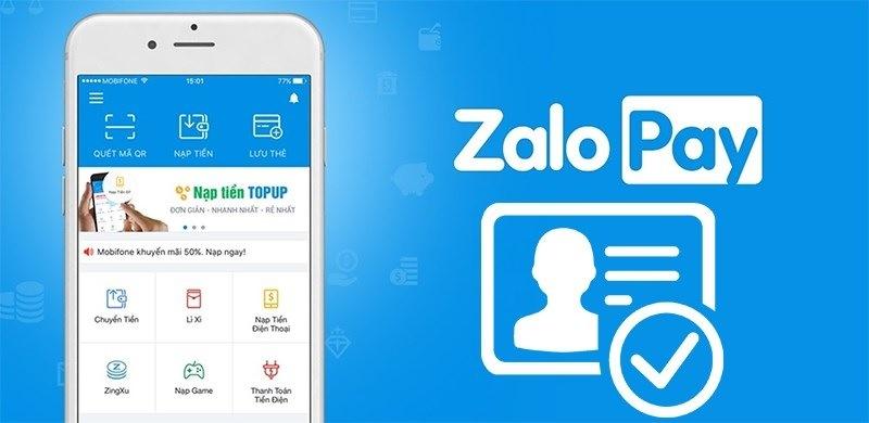 Zalo Pay có thể sử dụng trên mọi dòng điện thoại di động Smartphone
