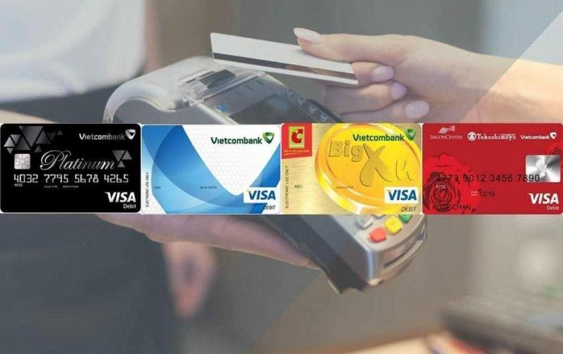 Phí dịch vụ duy trì thẻ tín dụng quốc tế Vietcombank
