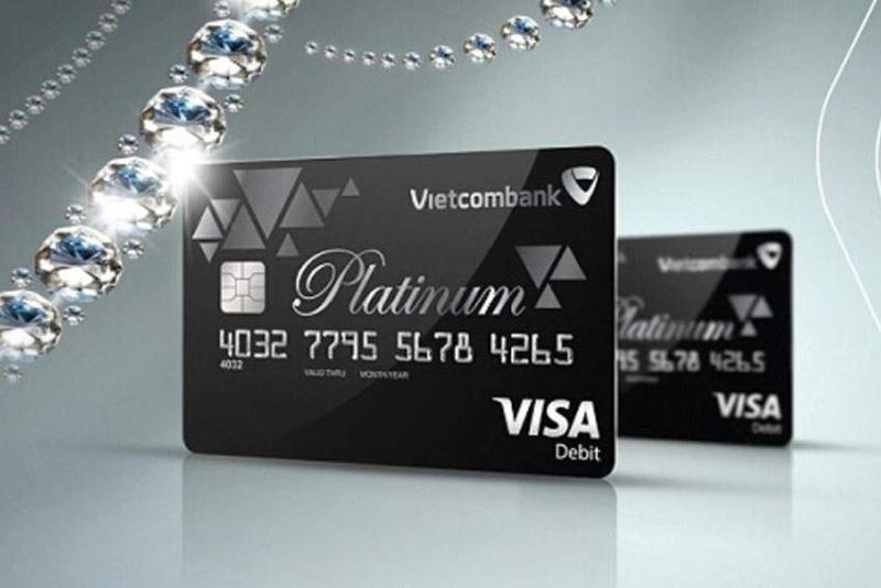 Phân loại phí dịch vụ thẻ Vietcombank