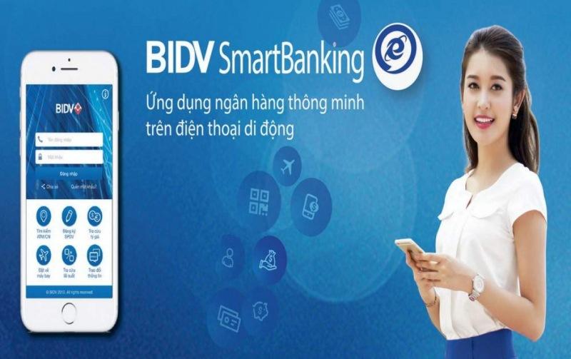 BIDV SmartBanking ứng dụng tiện lợi