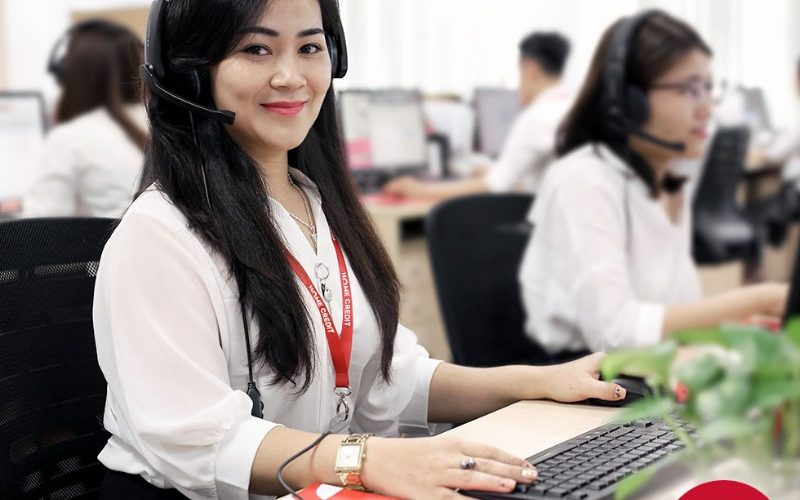 Số hotline của Home Credit
