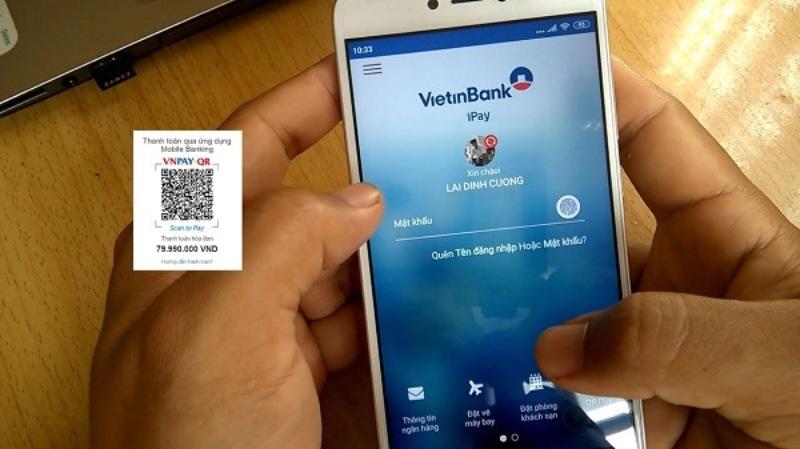 VietinBank iPay giúp người dùng thực hiện mọi giao dịch nhanh chóng