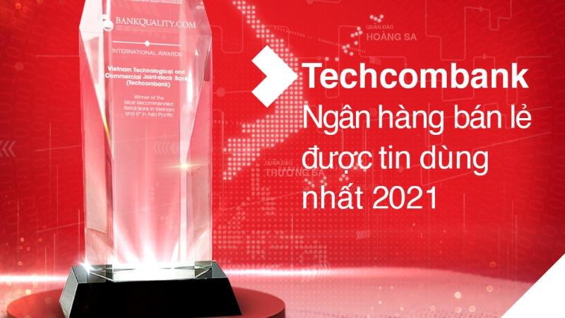 Techcombank ngân hàng thương mại uy tín
