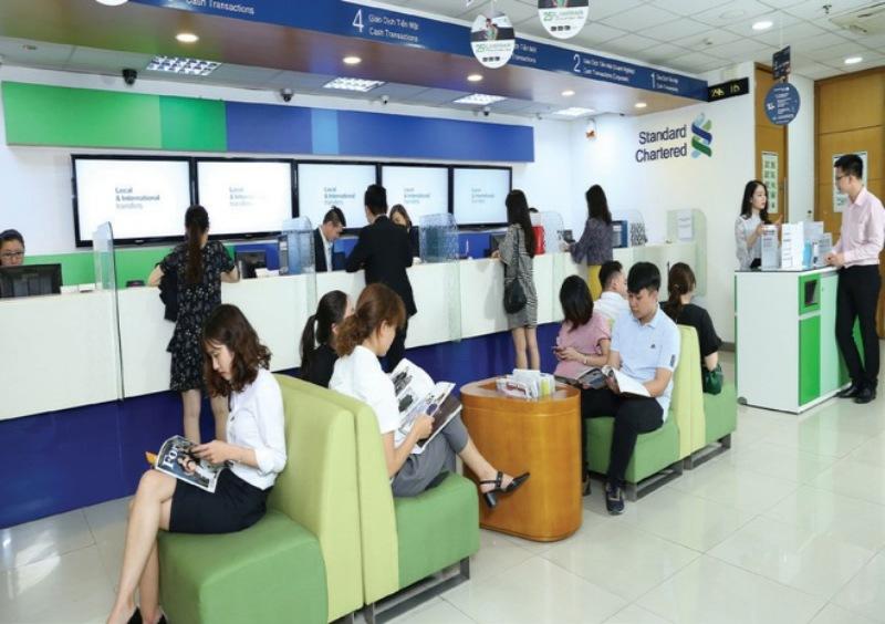 Thời gian làm việc của Standard Chartered là trong giờ hành chính từ 8h30 - 16h30