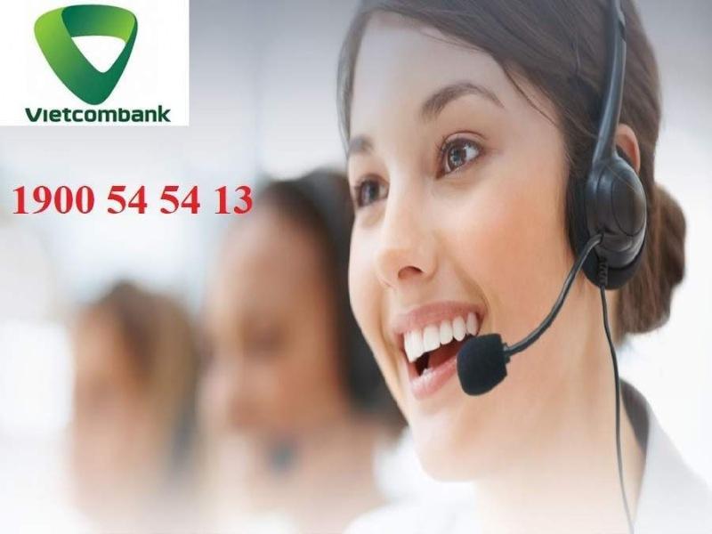 Số tổng đài dịch vụ khách hàng Vietcombank