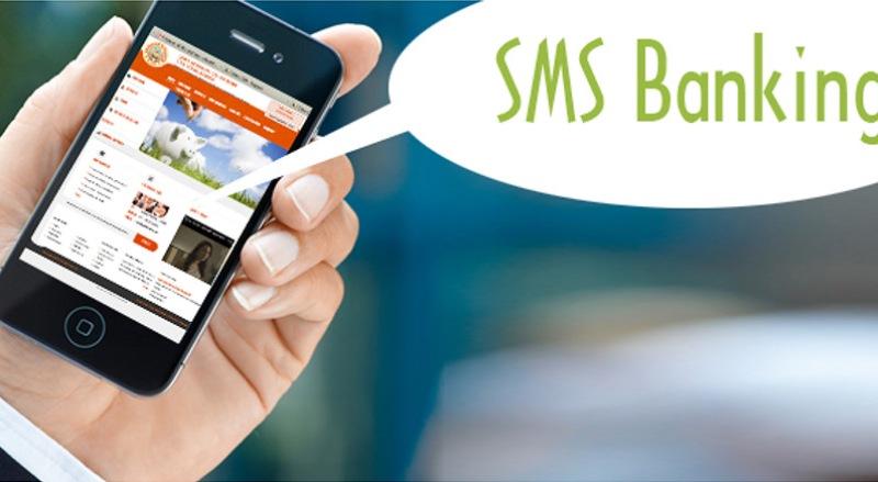 SMS Banking nhanh chóng và tiện lợi