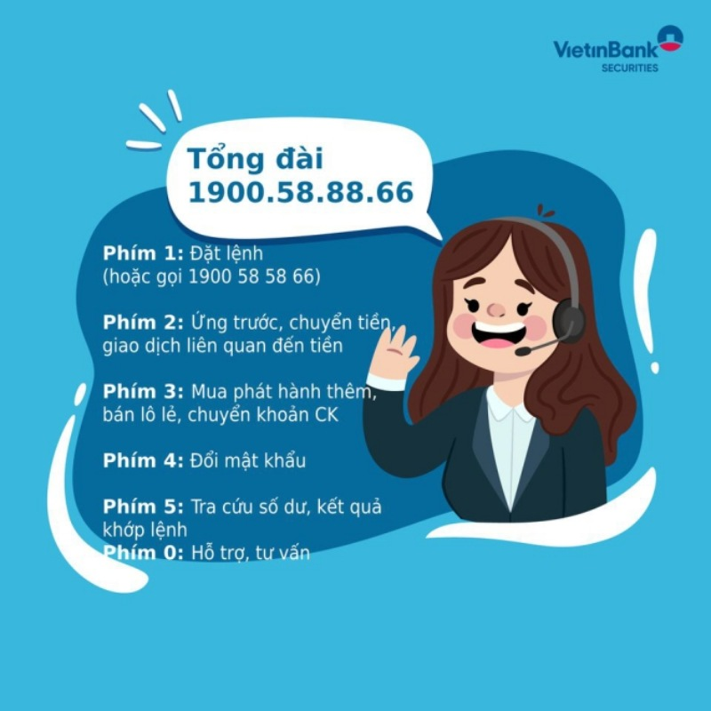 Số tổng đài Vietinbank hoạt động 24/24 giúp các bạn giải quyết mọi thắc mắc về tất cả những dịch vụ mà ngân hàng Vietinbank cung cấp