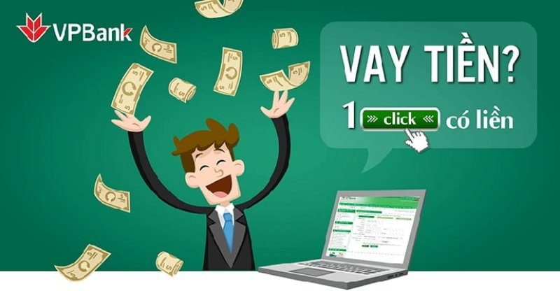 VPBank – Vay tiền Online