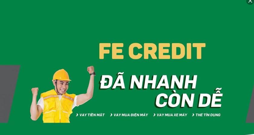 Ưu đãi hấp dẫn khi vay tại FE Credit