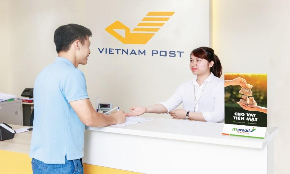 Thanh toán vay tại Vietnam Post