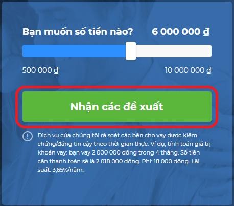 Đăng ký vay tiền online nhanh tại Crezu