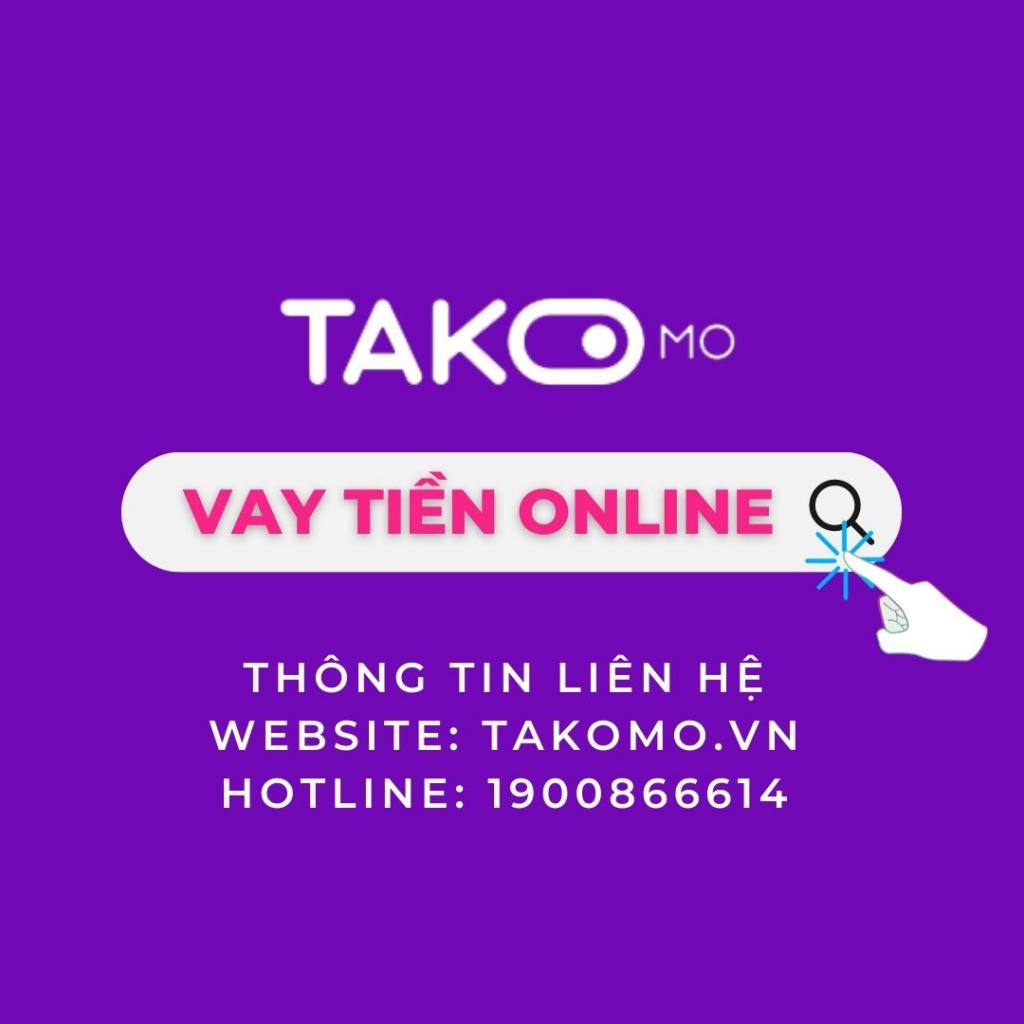 Takomo là sản phẩm của công ty nào?