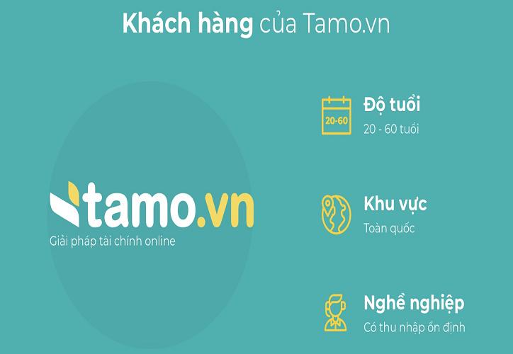 Điều kiện để được vay tiền Tamo