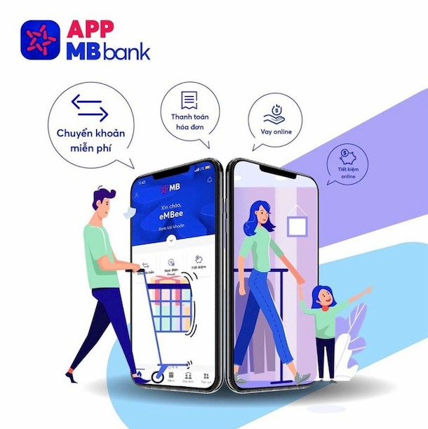 Tìm hiểu chung về app MBBank