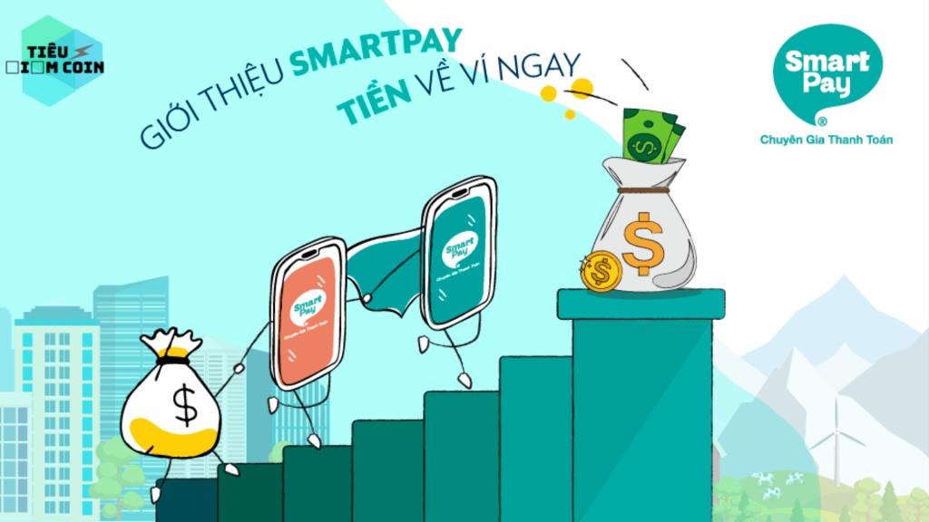 Giới thiệu ngay SmartPay cho bạn bè để nhận thêm nhiều tiền