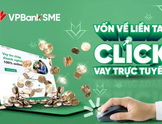 Vay tiền VPBank online