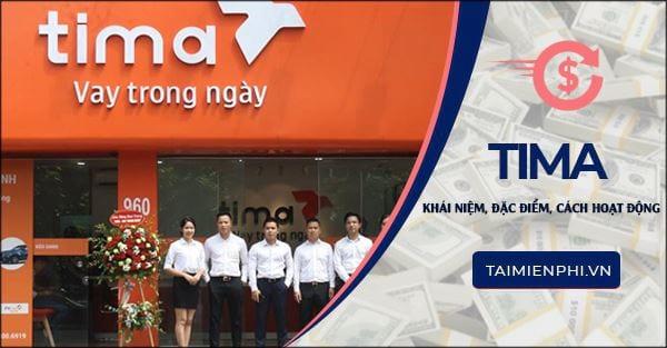 Tima là công ty gì?