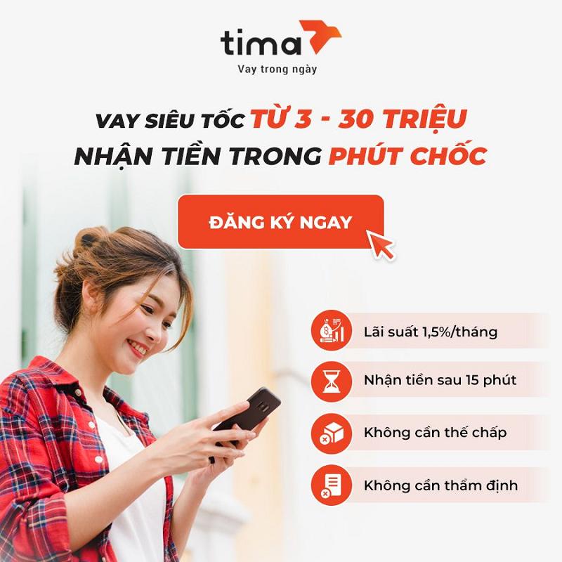 Những ưu nhược điểm khi lựa chọn vay tiền Tima