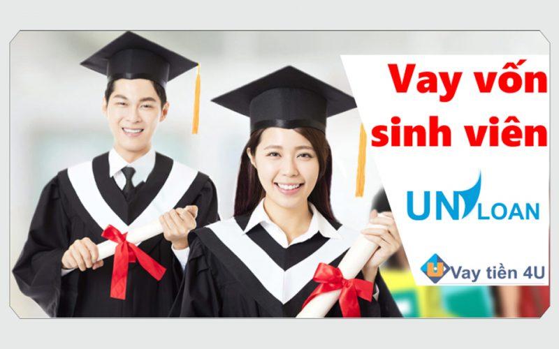 Uniloan hỗ trợ vay vốn sinh viên